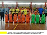 Tim Basket Putra SDIT Bintang Cendekia Memenangkan LIBAS-3X3-LIMA Basketball Tournamen 2018