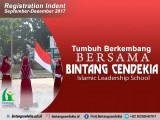 INDENT PPDB 2018 - 2019 SDIT Dan Leadership Bintang Cendekia
