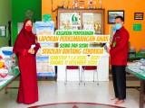 Penyerahan Laporan Perkembangan Anak Siswa dan Siswi Sekolah Bintang Cendekia Semester 1 T.A 2020-2021