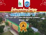 SD Islam dan Leadership Bintang Cendekia Pertahankan Akreditasi A